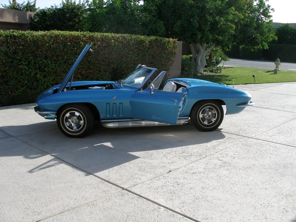 corvette c2 a vendre autos post. Black Bedroom Furniture Sets. Home Design Ideas