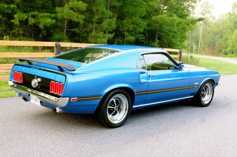 ford mustang sportsroof 1969 ford mustang mach1 de 1969 prix 47900. Black Bedroom Furniture Sets. Home Design Ideas