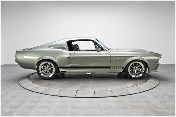 ford mustang fastback 1967 ford mustang fastback eleanor. Black Bedroom Furniture Sets. Home Design Ideas