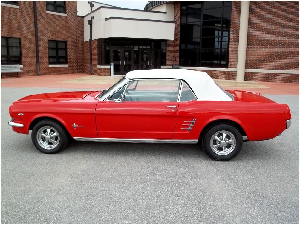 ford mustang cabriolet 1966 ford mustang cabriolet de 1966 prix 34900. Black Bedroom Furniture Sets. Home Design Ideas