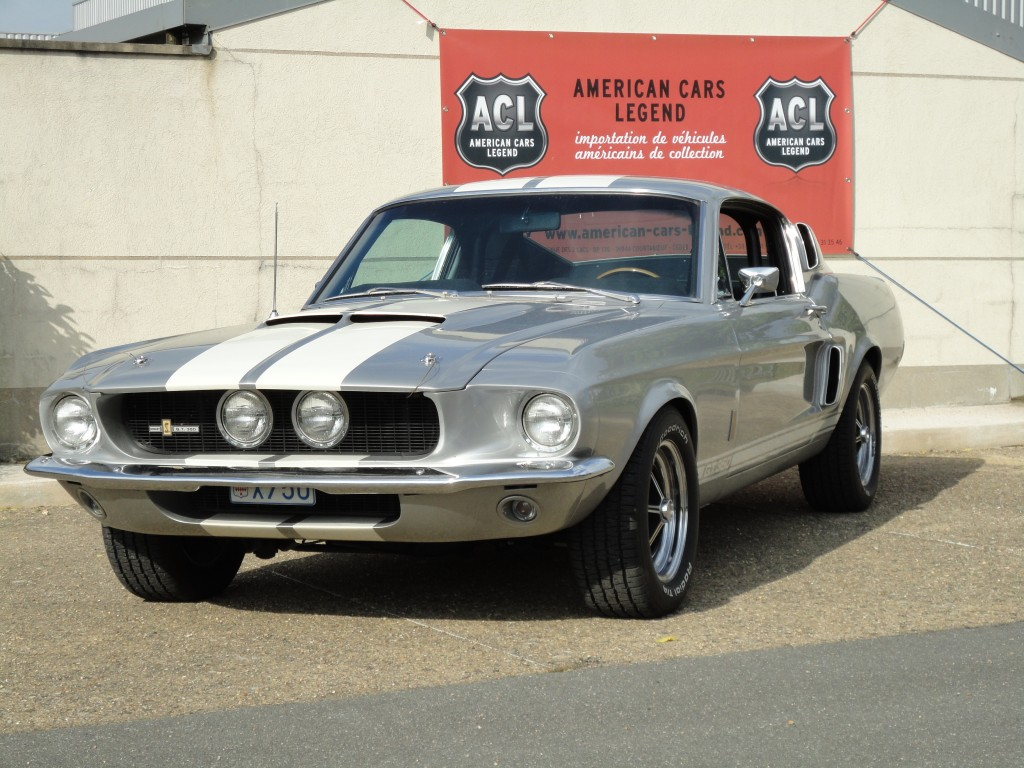 Ford Mustang 1967 Fastback Prix