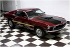 American Cars Legend - 1969 FORD MUSTANG MACH1 S CODE
