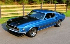 American Cars Legend - 1969 FORD MUSTANG  MACH1
