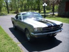 American Cars Legend - 1965 FORD MUSTANG FASTBACK  CODE K