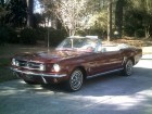 American Cars Legend - 1965 FORD MUSTANG CABRIOLET