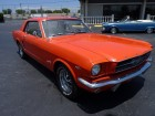American Cars Legend - 1965 FORD MUSTANG COUPE HARD TOP