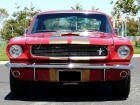 American Cars Legend - 1966 FORD MUSTANG FASTBACK GT 350H CLONE