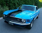 American Cars Legend - 1970 MUSTANG SPORTSROOF MACH1
