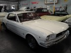 American Cars Legend - 1966 FORD MUSTANG COUPE HARD TOP